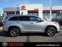 2016 Toyota Highlander XLE V6 SUV All-wheel Drive