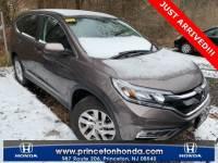 2016 Honda CR-V EX AWD SUV for sale in Princeton, NJ