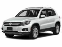 2017 Volkswagen Tiguan 2.0T SEL 4MOTION SUV