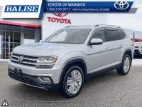 Used 2018 Volkswagen Atlas 3.6L V6 SEL Premium for sale in Warwick, RI