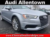 Used 2016 Audi A3 2.0T Premium For Sale in Allentown, PA