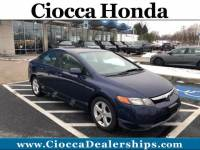Used 2007 Honda Civic 4dr AT EX For Sale in Allentown, PA