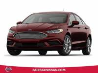 2017 Ford Fusion S in Fairfax