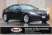 Pre-Owned 2012 Hyundai Genesis Coupe 2dr I4 2.0T Auto