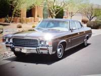1972 AMC Ambassador Coupe