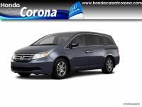 2013 Honda Odyssey EX-L in Corona, CA