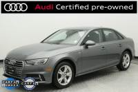 2018 Audi A4 2.0T Premium Sedan in Denver