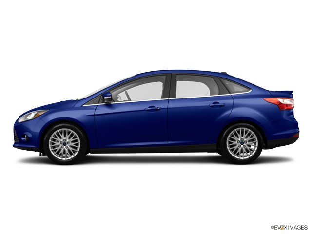 Photo Used 2014 Ford Focus Titanium Sedan in Merced, CA