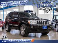 2006 Jeep Grand Cherokee 4dr Overland 4WD