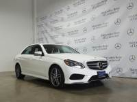 Certified Pre-Owned 2016 Mercedes-Benz E 350 Sport 4MATIC®