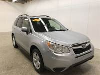 Certified Pre Owned 2016 Subaru Forester 2.5i Premium for Sale in Toledo near Maumee