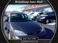 2006 Ford Focus Wagon ZXW SE
