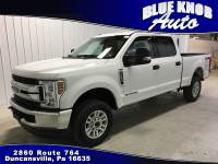 2018 Ford F-250 XLT Truck Crew Cab in Duncansville | Serving Altoona, Ebensburg, Huntingdon, and Hollidaysburg PA