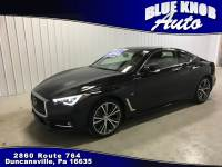 2018 INFINITI Q60 3.0t LUXE Coupe in Duncansville | Serving Altoona, Ebensburg, Huntingdon, and Hollidaysburg PA