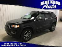 2018 Jeep Grand Cherokee Limited 4x4 SUV in Duncansville   Serving Altoona, Ebensburg, Huntingdon, and Hollidaysburg PA