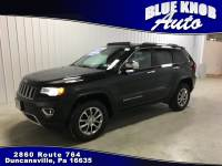 2016 Jeep Grand Cherokee Limited 4x4 SUV in Duncansville   Serving Altoona, Ebensburg, Huntingdon, and Hollidaysburg PA