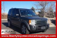 Used 2006 Land Rover LR3 HSE Wagon For Sale in Colorado Springs, CO