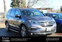 Used 2016 Honda Pilot Touring in Pleasanton