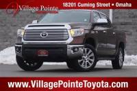 2014 Toyota Tundra Limited Truck Crew Max 4WD for sale in Omaha