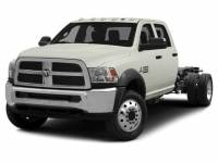 2015 Ram 3500 Chassis Tradesman/SLT/Laramie Truck Crew Cab