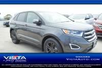2018 Ford Edge SEL SUV 4