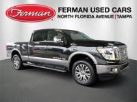 2017 Nissan Titan XD Platinum Reserve 4x4 Diesel Crew Cab Platinum Reserve