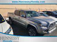 2017 Toyota Tacoma Limited Double Cab 5 Bed V6 4x2 AT in Woodstock, GA