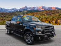 Pre-Owned 2014 Ford F-150 Lariat RWD Crew Cab Pickup