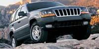 Pre-Owned 2002 Jeep Grand Cherokee Laredo 4WD