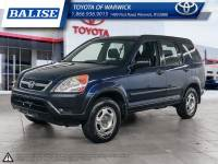Used 2003 Honda CR-V LX for sale in Warwick, RI