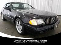 Pre-Owned 2000 Mercedes-Benz SL-Class Base in Greensboro NC