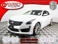 2016 CADILLAC CTS-V w/ Navigation,Leather,Sunroof,Heated Front Seats, And Backup Camera.
