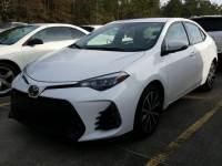 Used 2017 Toyota Corolla SE CVT