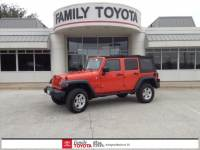 Used 2015 Jeep Wrangler Unlimited Sport Sport Utility