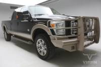 Used 2014 Ford F-350 SRW King Ranch Crew Cab 4x4 Fx4 Longbed in Vernon TX