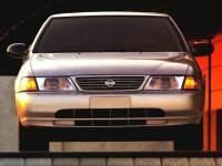 1997 Nissan Sentra Sedan Front-wheel Drive