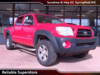 2007 Toyota Tacoma Base Truck 4WD For Sale in Springfield Missouri
