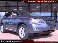 2012 LEXUS RX 350 SUV AWD For Sale in Springfield Missouri
