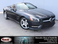 2014 Mercedes-Benz SL-Class SL 550 2dr Roadster in Franklin