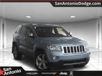 Used 2012 Jeep Grand Cherokee 4WD 4dr Overland Summit Sport Utility