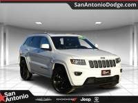 Used 2015 Jeep Grand Cherokee RWD 4dr Altitude Sport Utility
