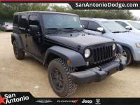 Used 2015 Jeep Wrangler Unlimited 4WD 4dr Willys Wheeler Sport Utility