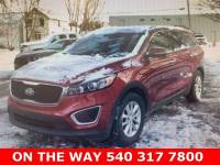 2016 Kia Sorento 2.4L LX AWD SUV All-wheel Drive