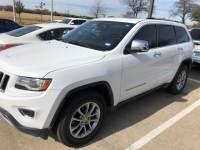 2015 Jeep Grand Cherokee Limited SUV RWD