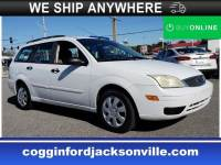 Pre-Owned 2005 Ford Focus ZXW Wagon in Jacksonville FL