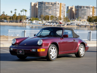 1991 Porsche 964 Cabriolet 5 Speed