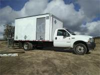 Ford F550 4wd dually
