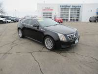 2012 CADILLAC CTS Standard AWD Coupe