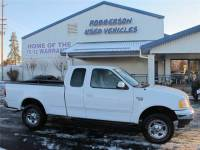 Used 1999 Ford F-150 XLT 4x4 Super Cab Styleside 138.8 in. WB For Sale Bend, OR