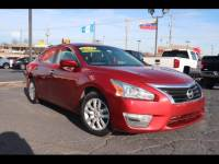 2013 Nissan Altima 2.5 S for sale in Tulsa OK